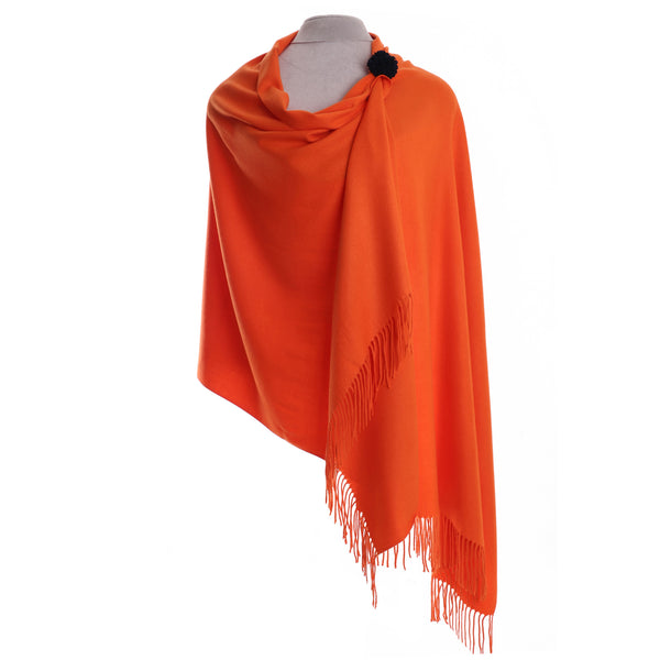 Annie Pashmina Orange