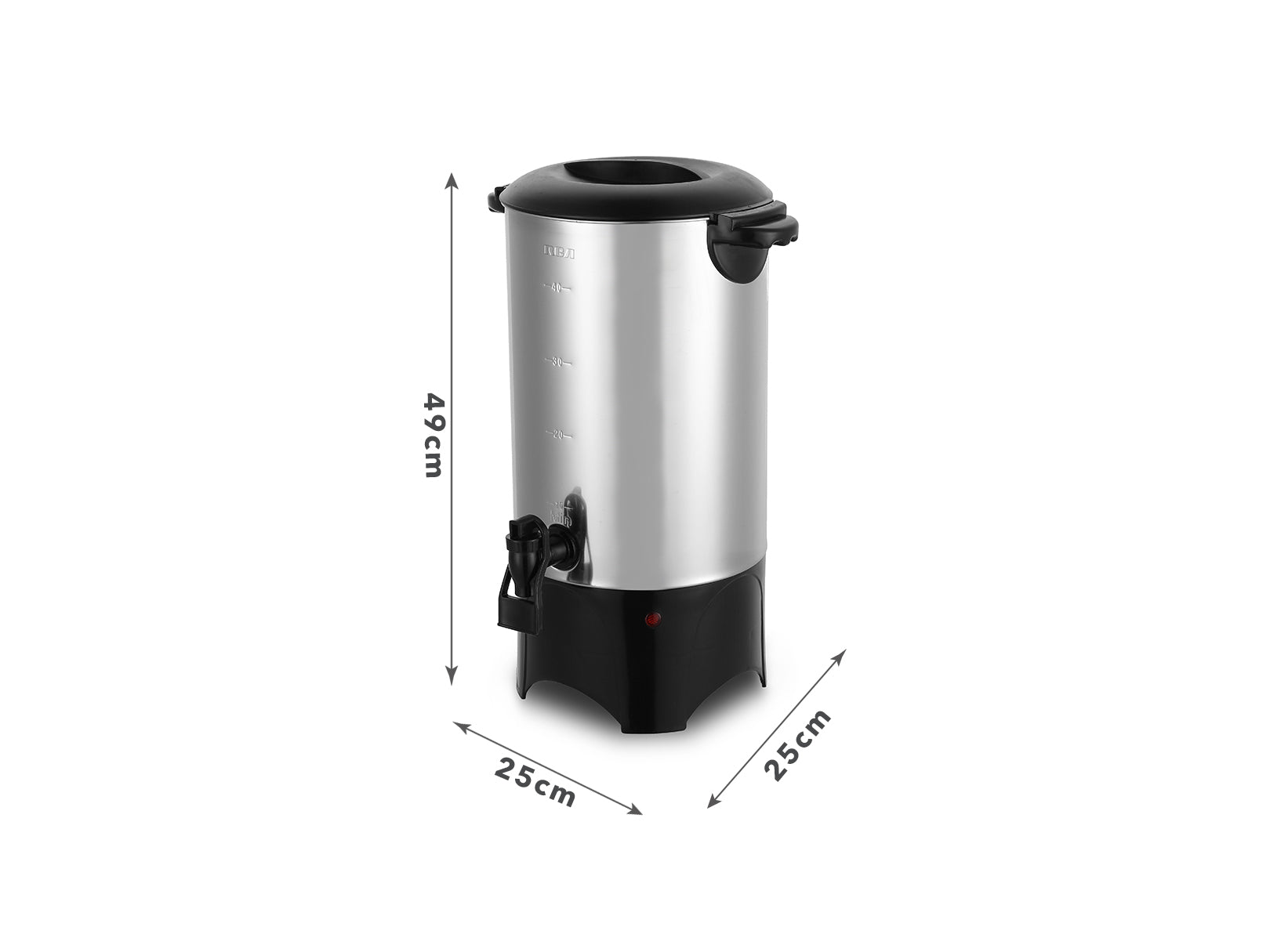 Cafetera de 40 Tazas / 40 Cup Coffee Industrial Machine