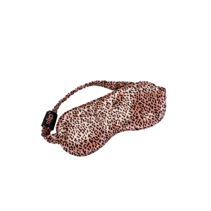 Rose Gold Leopard Sleep Mask