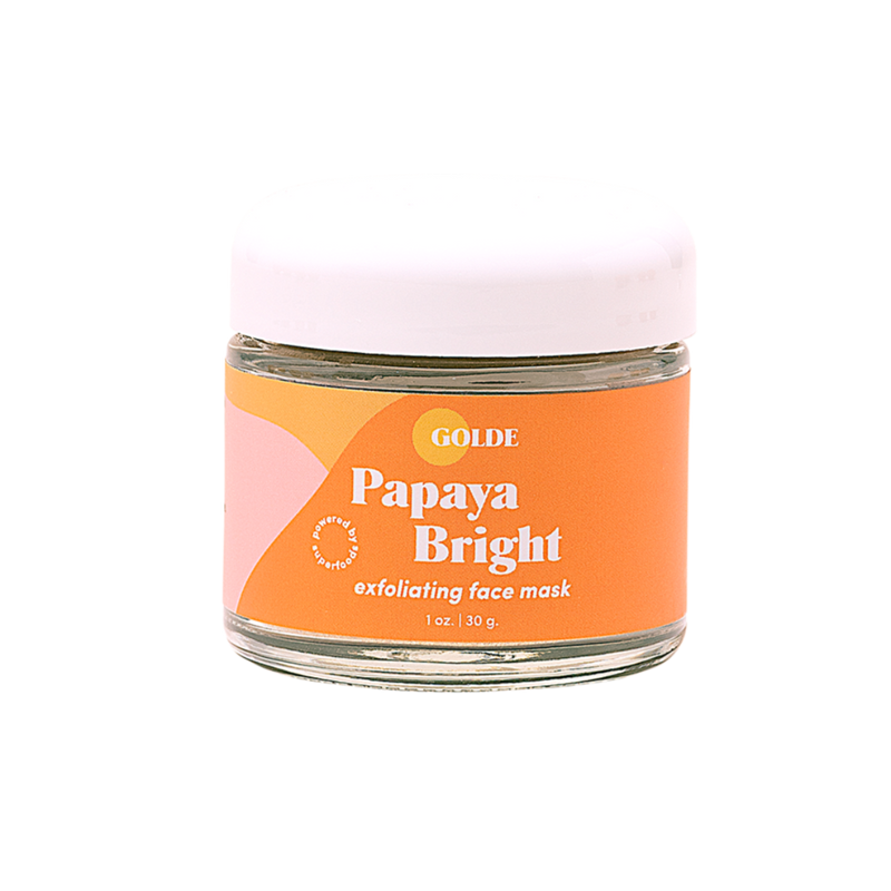 Papaya Bright Superfood Face Mask