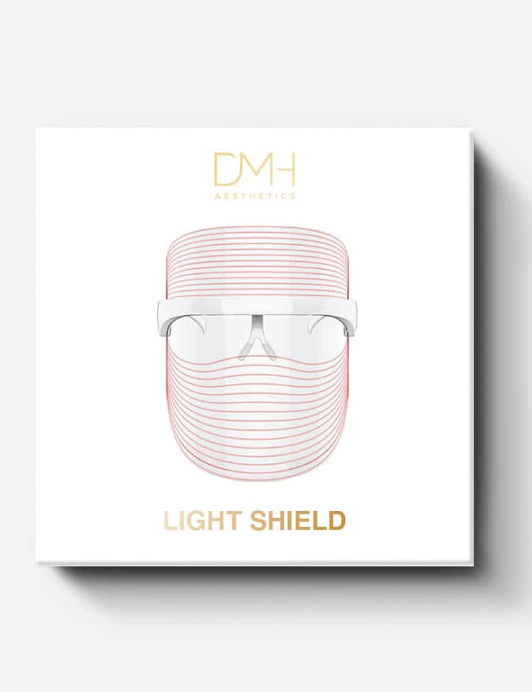LED Light Shield Mask