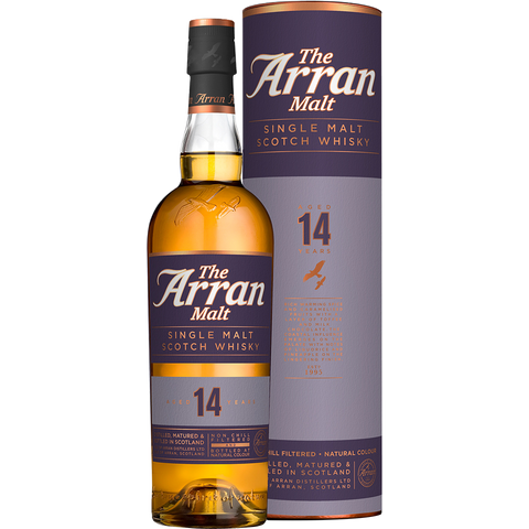 Arran 14 years old Single Malt Whisky 700ml:SAKEMON