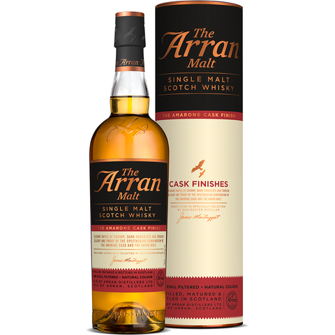 Arran Amarone Cask Finish Whisky 700ml:SAKEMON