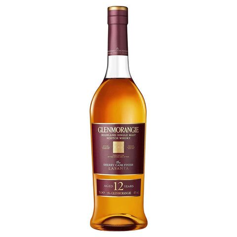 Glenmorangie The Lasanta 12 years Old 700ml:SAKEMON