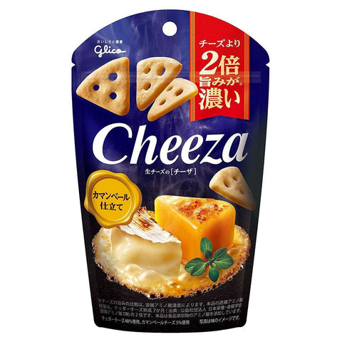Glico Cheeza Camembert cheese 40g x 10:SAKEMON