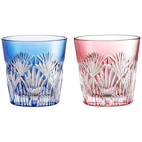 Kagami Cagami Crystal Pair Cold Cup 120cc:SAKEMON