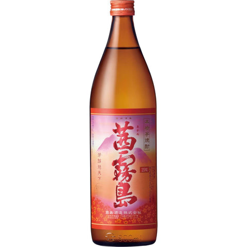 Kirishima Sweet Potato Shochu 25 900ml:SAKEMON