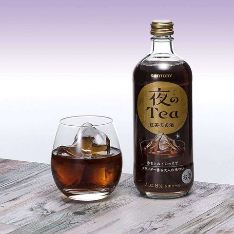 Kocha no sake Night tea liqueur 500ml:SAKEMON