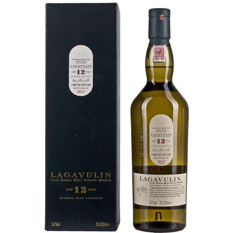 Lagavulin 12years old Single Malt 700ml:SAKEMON