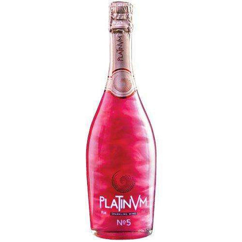 Platinvm Fragrance No.5 Strawberry & Mint Sparkling sweet Spanish 750ml:SAKEMON