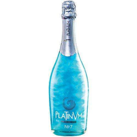 Platinvm Fragrance No.7 Pineapple & Coconut Sparkling Sweet Spanish 750ml:SAKEMON