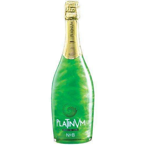 Platinvm Fragrance No.8 Apple & Amarette Sparkling Sweet Spanish 750ml:SAKEMON