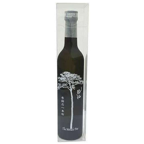 Kisekino ippon matsu ginjo 500ml [with clear case]:SAKEMON