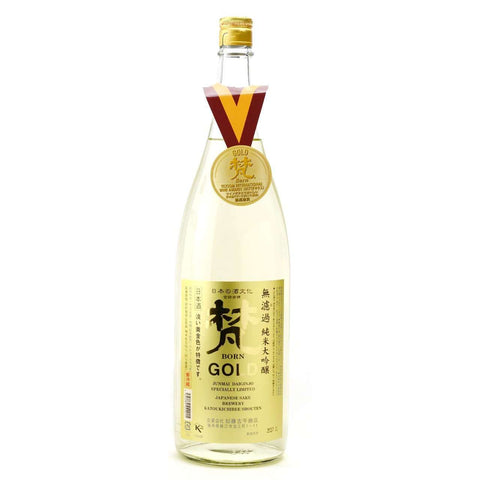 Born GOLD Junmai Daiginjo 1800ml:SAKEMON