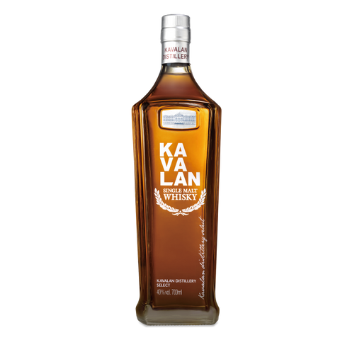 KAVALAN Distillery Select Single Malt Whisky 700ml:SAKEMON