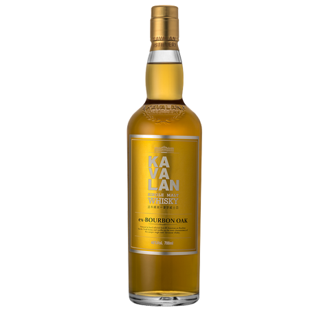 Kavalan Ex-Bourbon Oak Single Malt Whisky 700ml:SAKEMON