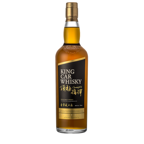 Kavalan King Car Conductor Single Malt Whisky 700ml:SAKEMON