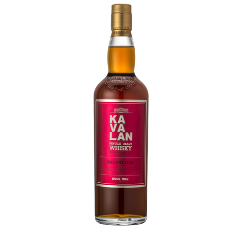 Kavalan Oloroso Sherry Oak Single Malt Whisky 700ml:SAKEMON