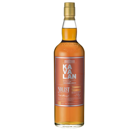 Kavalan Solist Brandy Single Malt Whisky 700ml:SAKEMON