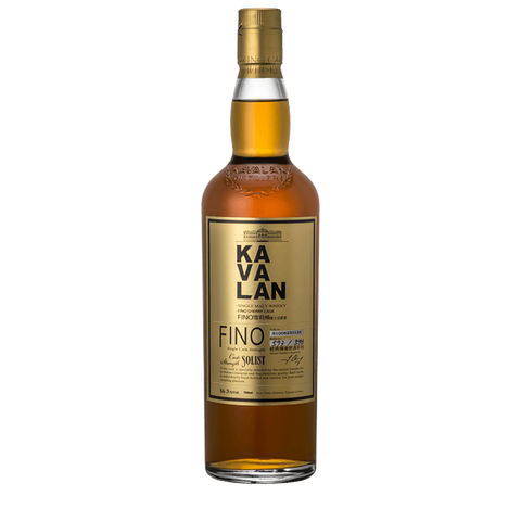 Kavalan Solist Fino Sherry  Single Cask Strength 700ml:SAKEMON