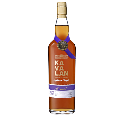 Kavalan Solist Moscatel Sherry Single Malt Whisky 700ml:SAKEMON