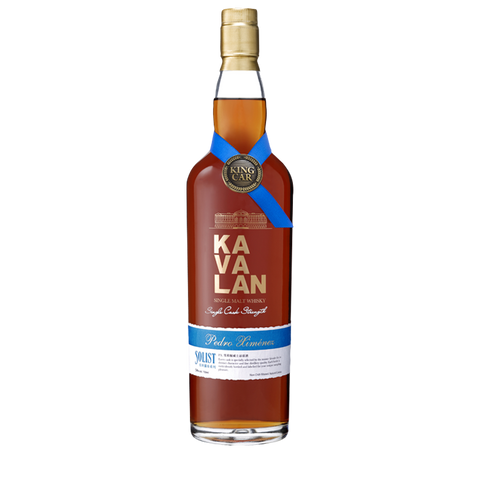 Kavalan Solist PX Sherry Single Malt Whisky 700ml:SAKEMON