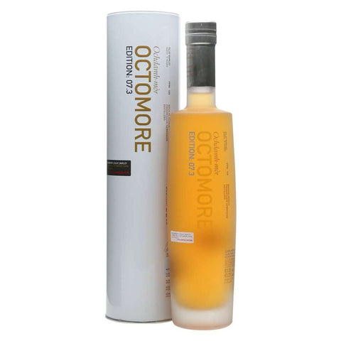 Octomore 07.3  single malt whiskey 700ml:SAKEMON