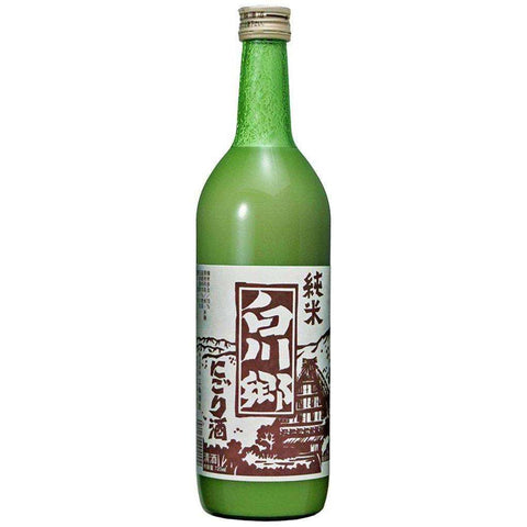 Shirakawago Nigori 720ml:SAKEMON