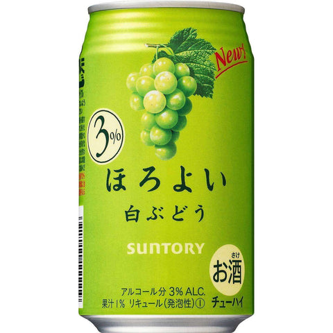 SUNTORY Horoyoi Siro grape 350ml:SAKEMON