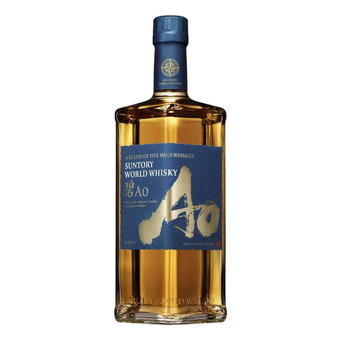 SUNTORY WORLD WHISKY 碧 Ao 700ml:SAKEMON