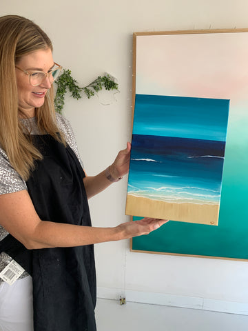 Paint and Sip and Birthday Party