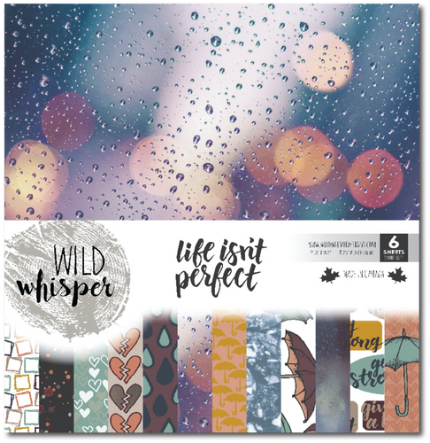 Wild Whisper - Life Isn't Perfect (Single Pack)