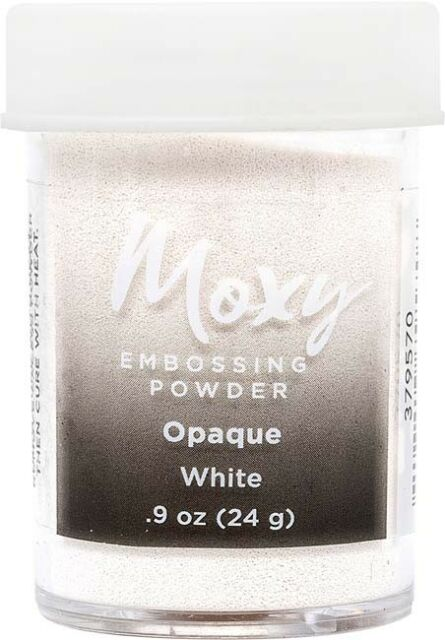 Moxy Opaque Finish Embossing Powder 1oz