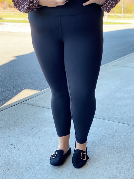 Comfort Leggings in Black