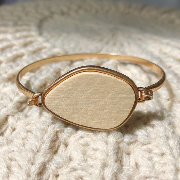 Simple Pleasures Bracelet In Ivory