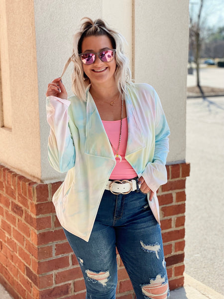 The Claudia Jacket in Multi