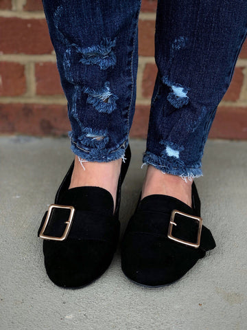 The Jackpot Flat In Black