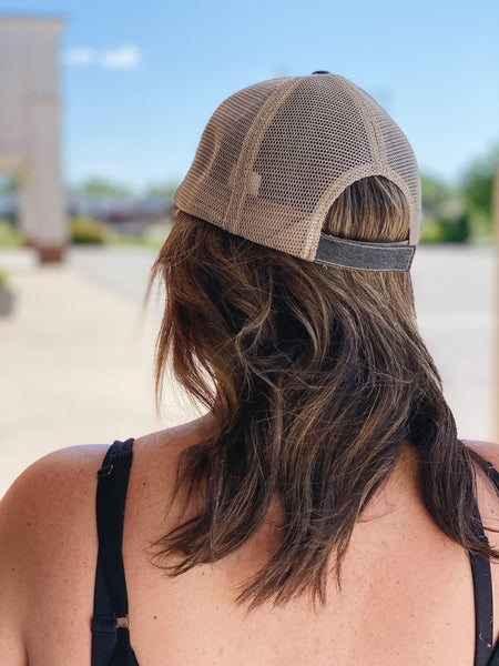 Boy Mom Trucker Hat