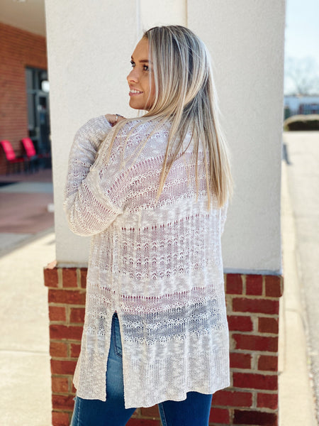 The Lexi Knit Cardigan