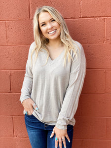 The Raelynn Sweater in Coco