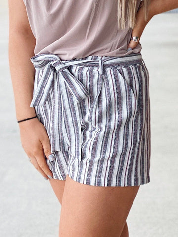 The Amelia High Waisted Shorts