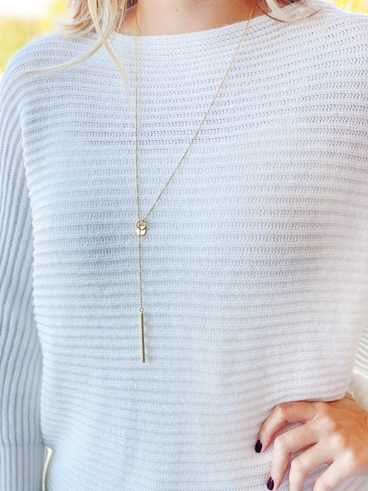 Loop to Loop Necklace