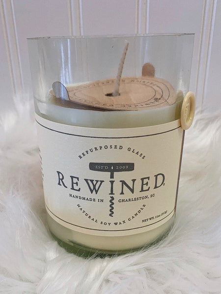 Rewined Rose Blanc Candle