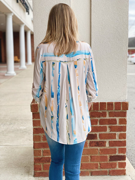 The Brianna Woven Top