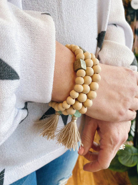 The Paris Tassel Bracelet