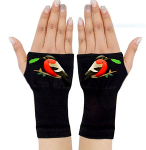 Arthritis  Gloves - Carpal Tunnel Treatment - Wrist Support - Red Robbin