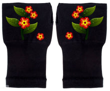 Load image into Gallery viewer, Fingerless Gloves for Arthritis - Arthritis Gloves with Compression - Wrist Wrap - Wrist Support - Garden