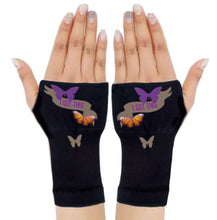 Load image into Gallery viewer, Gloves Arthritis  Hands - Arthritis Compression Gloves - Fingerless Compression Gloves - I Got This