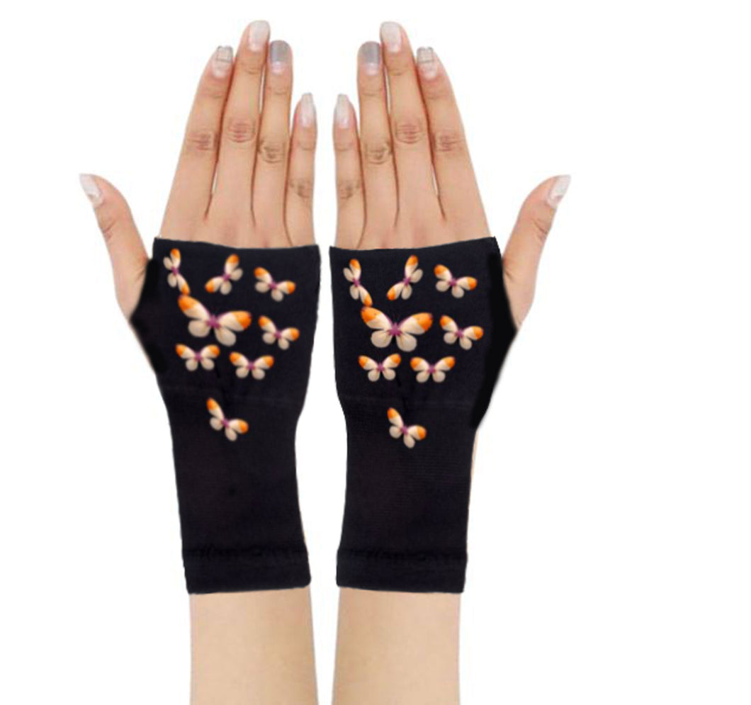 Gloves Arthritis  Hands - Arthritis Compression Gloves - Fingerless Compression Gloves - LittleFriends