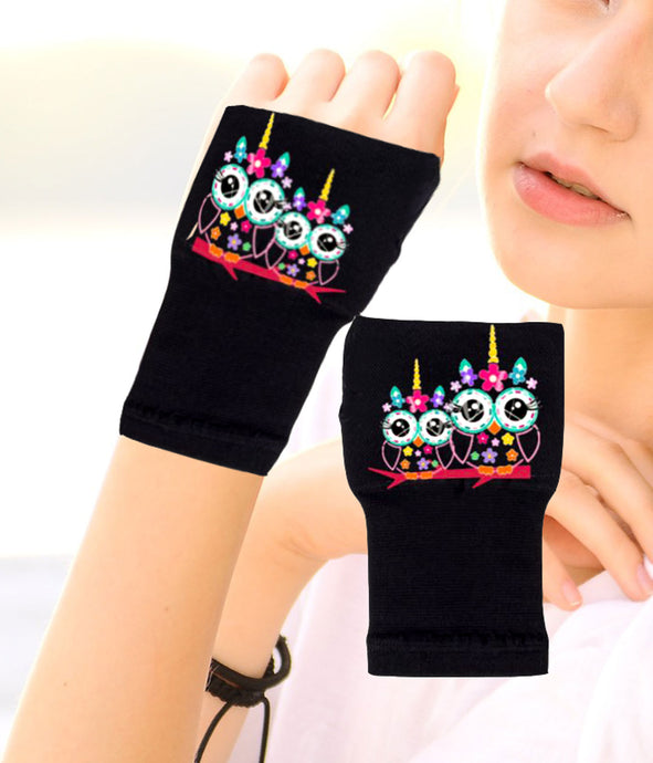Arthritis  Gloves - Carpal Tunnel Treatment - Wrist Support - Hand Brace - Two-Owls Unicorn